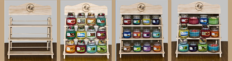 Scent-Sations Mia Bella's Natural Wax Candles Qualified Vendor Program Business Opportunity