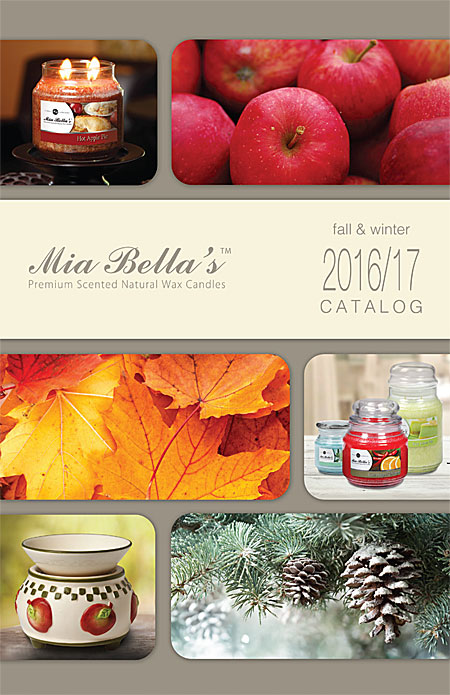 Mia Bella's Scented Candles Page 1
