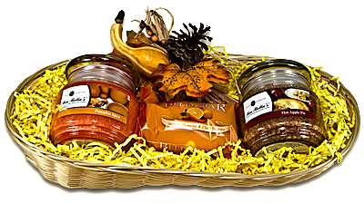 9oz Gift Basket No Wrap