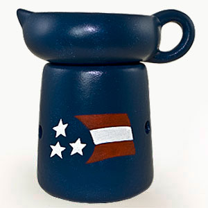 Patriot Simmer Pot With Bulb