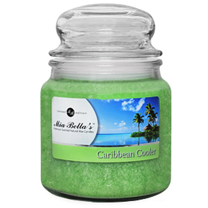 Caribbean Cooler 16oz Jar
