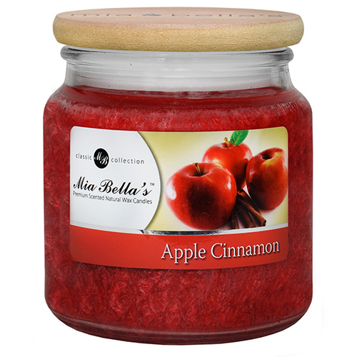 Apple Cinnamon 16oz Jar