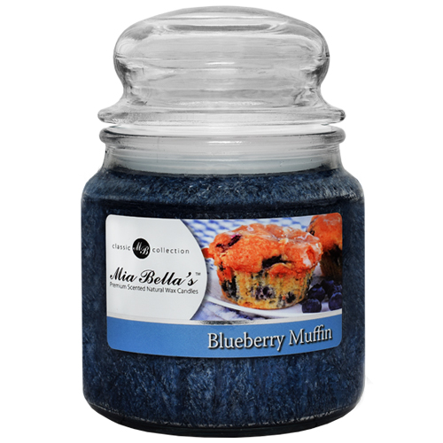 Blueberry Muffin 16oz Jar