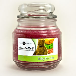 Baby Powder 16oz Jar
