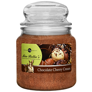 Chocolate Cherry Cream 16oz Jar