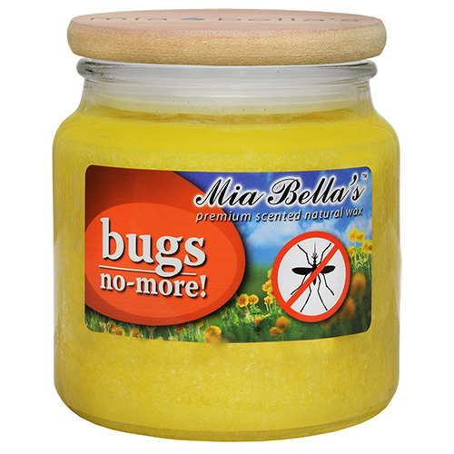 Bugs No-More 16oz Jar